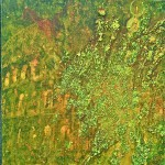 Die Quadriserie = Monumentale Auflösung = Colusseum, 2012, 50 x 50 cm